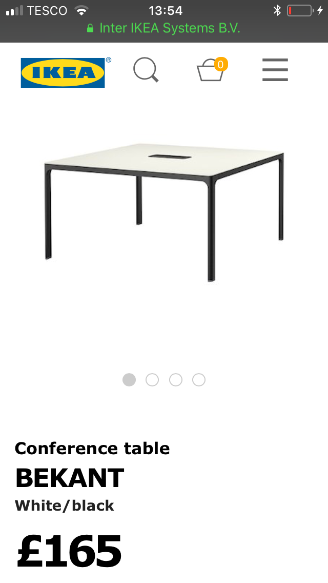 Conference Table Second Hand Household Furniture Buy And Sell In - Second hand conference table