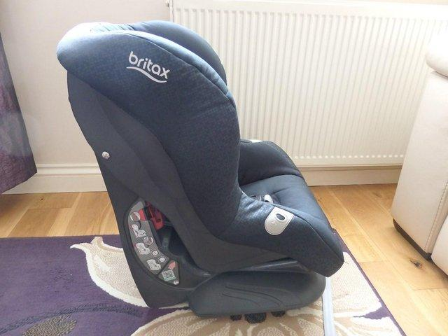 Britax Eclipse Good Condition Only Used For About 2 Months OCar Seat Group 1 OSuitable Children 9 To 4 Years From 9kg