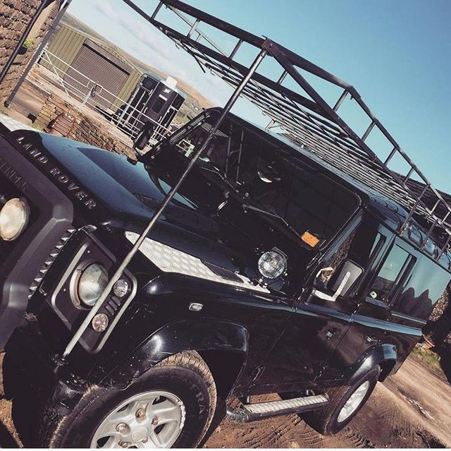Used Land Rovers For Sale: 110 Landrover Defender - Used Land Rover Cars, For Sale In The UK And Ireland