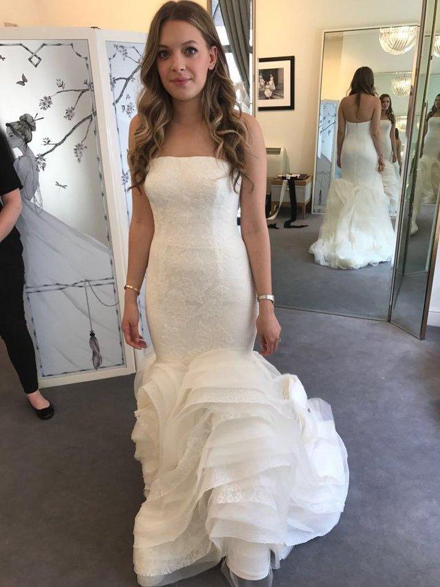 Hand Wedding Dress