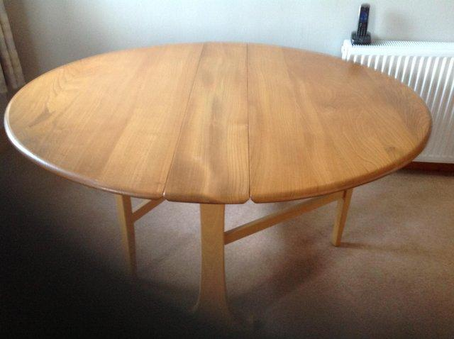 ercol dining table second hand Local Classifieds Buy and Sell