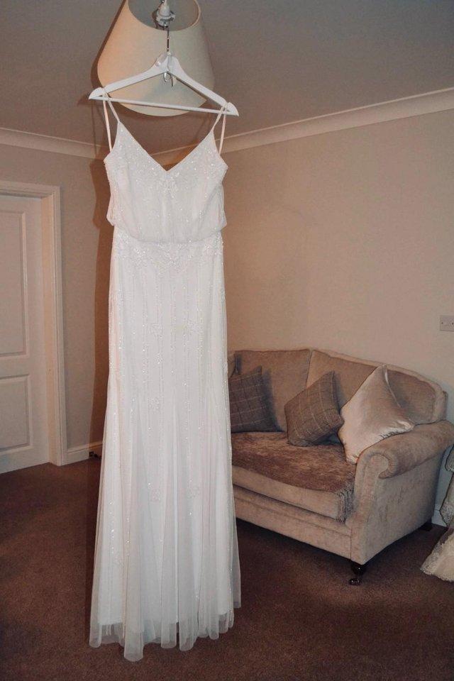 boho wedding dress - Second Hand Wedding Clothes and Bridal Wear ...