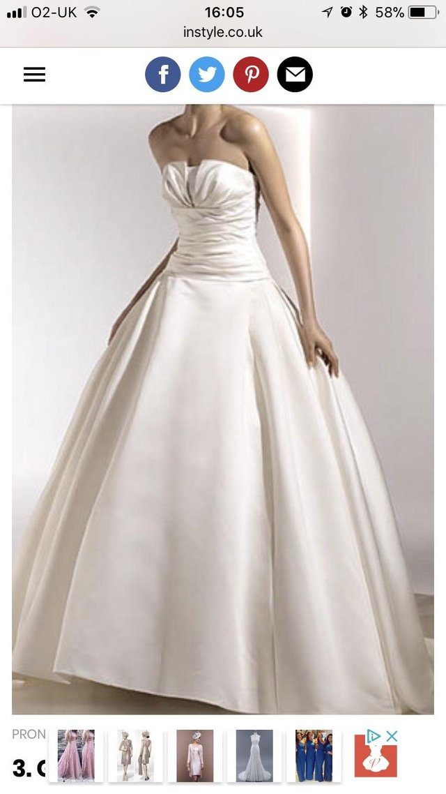harrods for sale - Second Hand Wedding Clothes and Bridal Wear, Buy ...