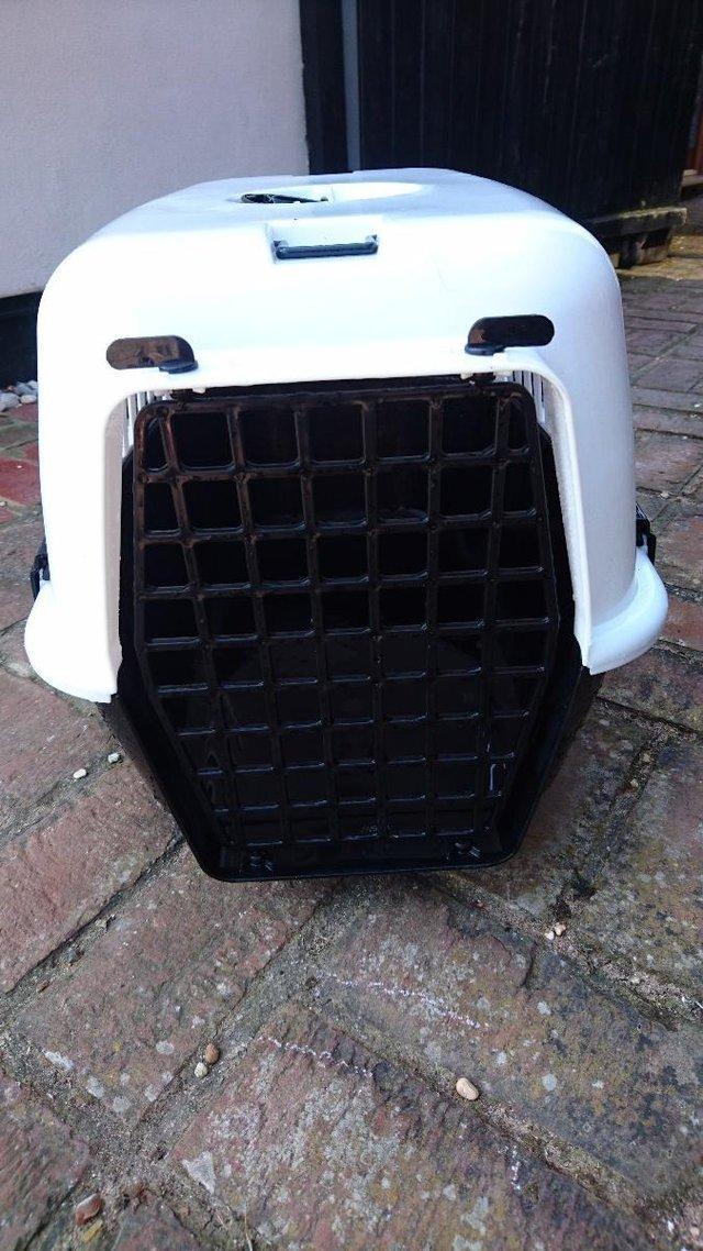 Image 2 of Cat Basket Carrier
