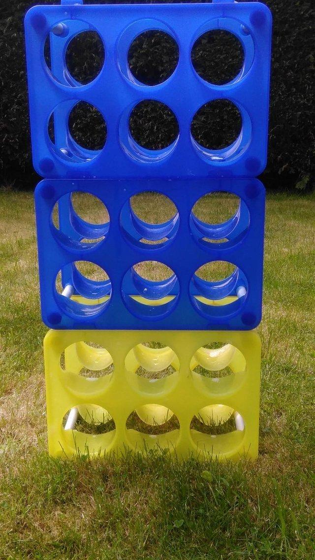 Image 2 of Stack-able wine racks