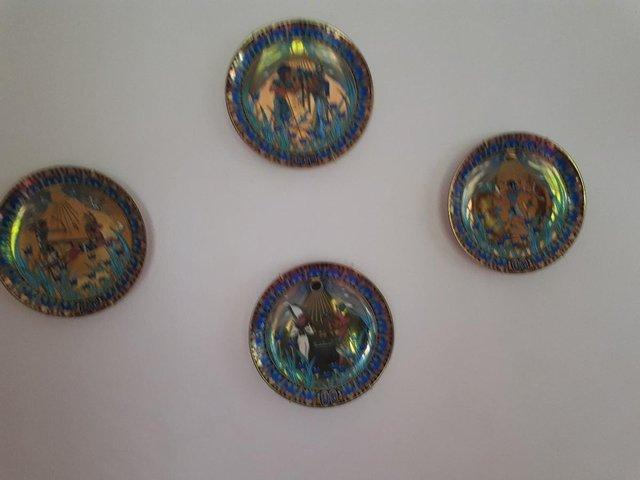 Image 3 of Limited Edition Treasures of the Nile Wall Plates 8