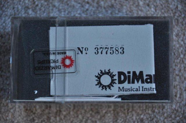 Image 2 of DiMarzio Electric Guitar Pick Up