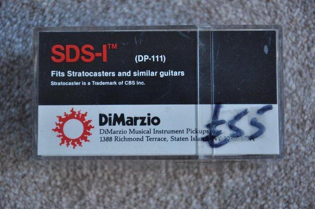 Image 3 of DiMarzio Electric Guitar Pick Up