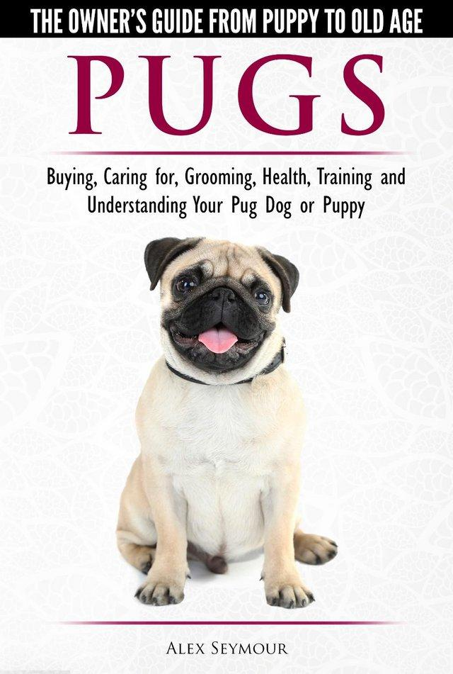 Preview of the first image of Pugs - No.1 Bestselling Pug Book.