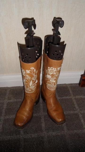 Preview of the first image of Cowgirl Boots.