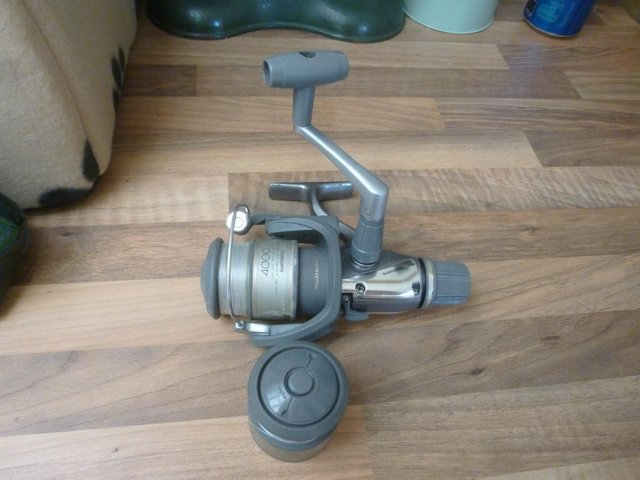 Image 15 of Assorted rods reels & 3 whips for sale