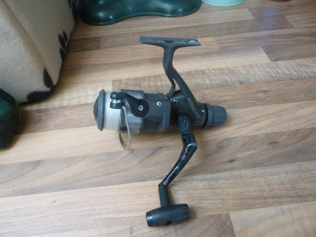Image 17 of Assorted rods reels & 3 whips for sale