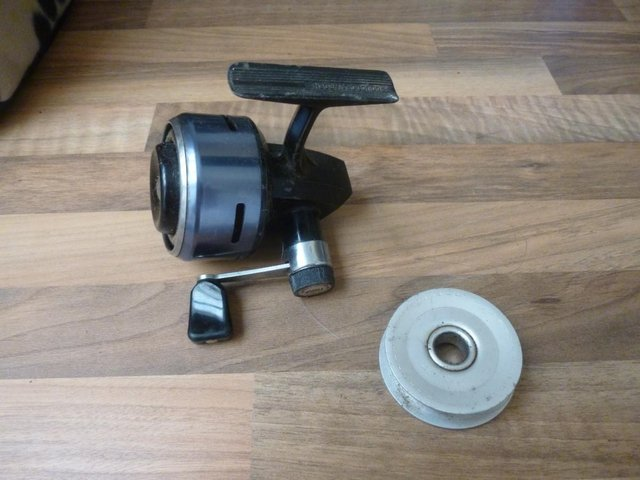 Image 23 of Assorted rods reels & 3 whips for sale