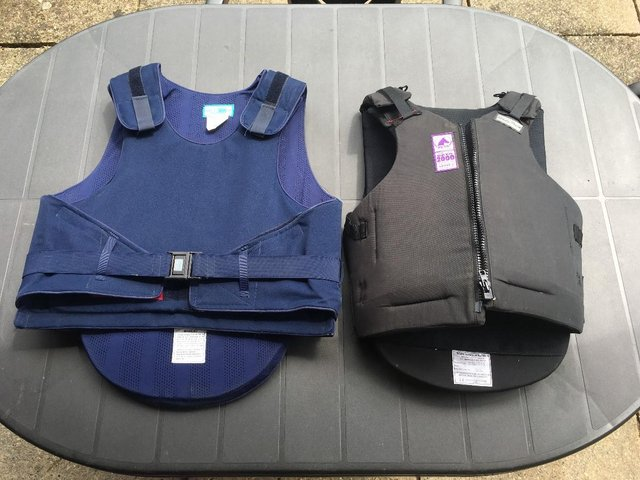 Image 2 of Body protectors, Bridles, Bits and Bobs