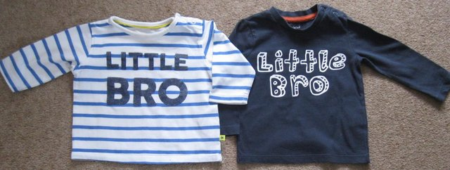 Preview of the first image of Baby Boys clothes 3-6m.