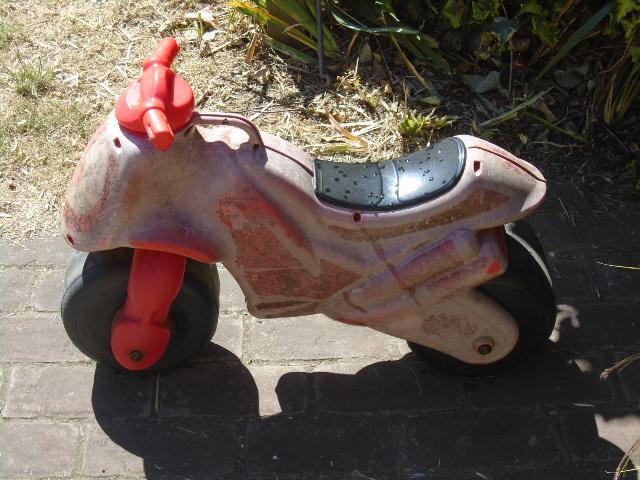 Image 3 of Balance Bike Toddler Kids Motorbike
