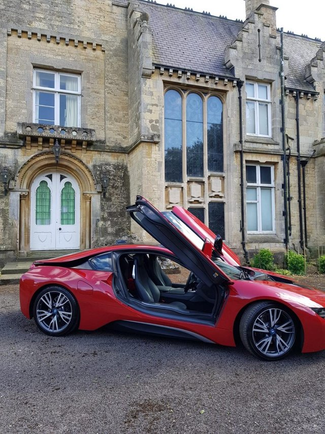 Bmw I8 Used Bmw Cars Buy And Sell Preloved