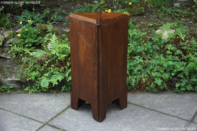 Image 47 of A NIGEL RUPERT GRIFFITHS CARVED OAK CORNER CABINET CUPBOARD