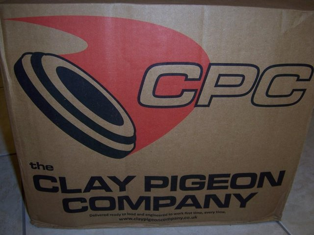 Preview of the first image of Clay Pigeon Shooting Targets.