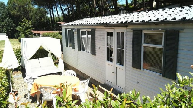 Image 2 of Mobile Homes to rent in Tuscany between Pisa and Florence
