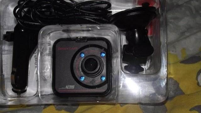 Preview of the first image of NEW DASH CAM.