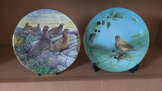 Image 2 of 4 COUNTRY ARTISTS BIRD THEMED ORNAMENTS