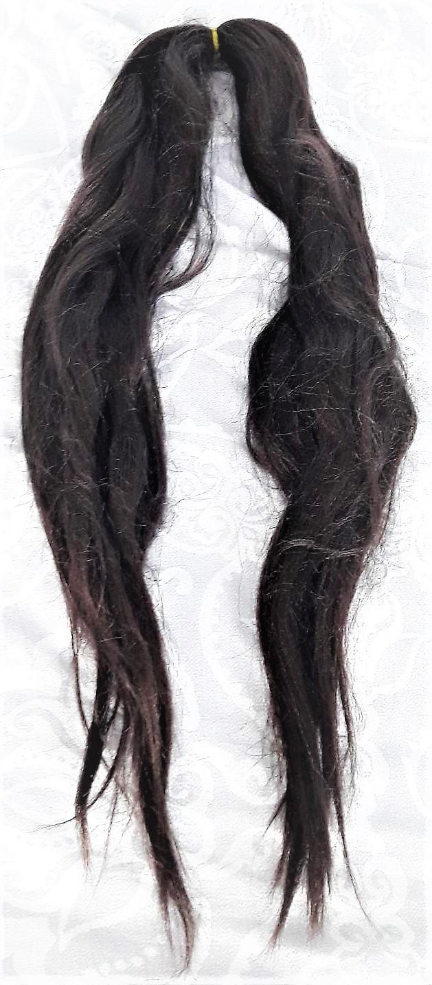 Straight Dark Brownblack Hair Extensions For Sale In Chatham Kent
