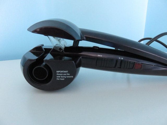 Preview of the first image of Babyliss Curl Secret 2667U.