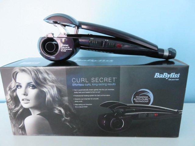 Image 3 of Babyliss Curl Secret 2667U