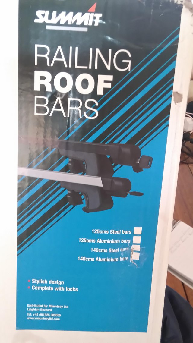 Image 2 of Roof bar's