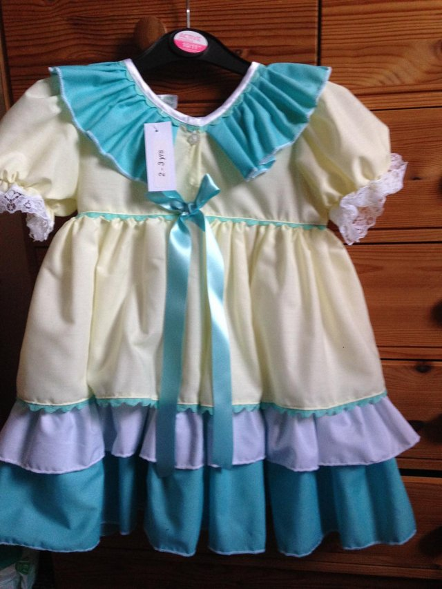 e2c3d856eb858 spanish baby girl clothes - Second Hand Children's & Baby Clothes ...