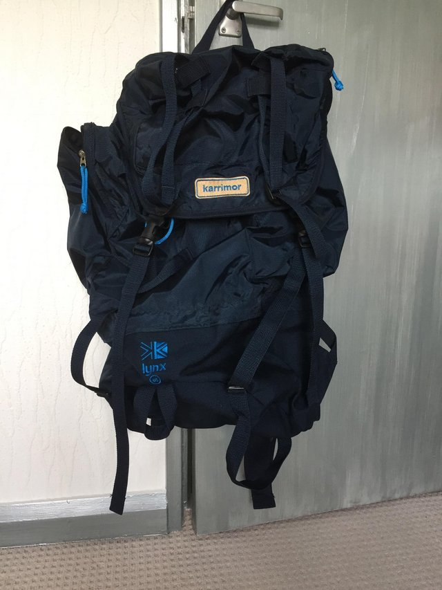 Preview of the first image of Rucksack.