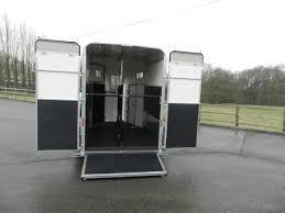 Preview of the first image of New Bateson Deauville Horse Trailer (Barn Door).