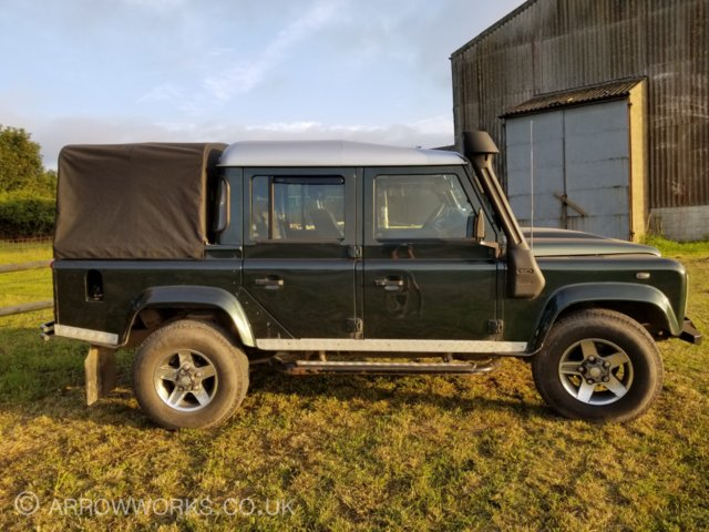 Image 2 of Land Rover Defender 110 Double Cab Pickup 2.4 Diesel