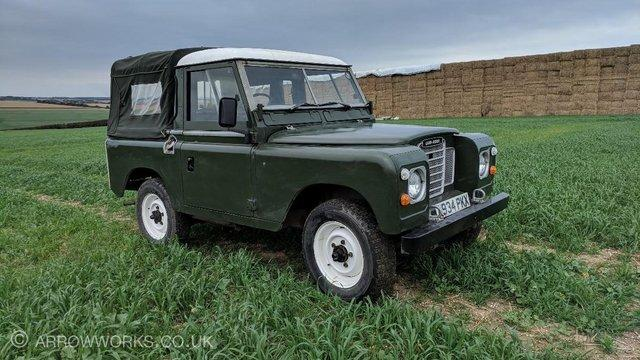 Preview of the first image of Wanted - Land Rover Series 3.
