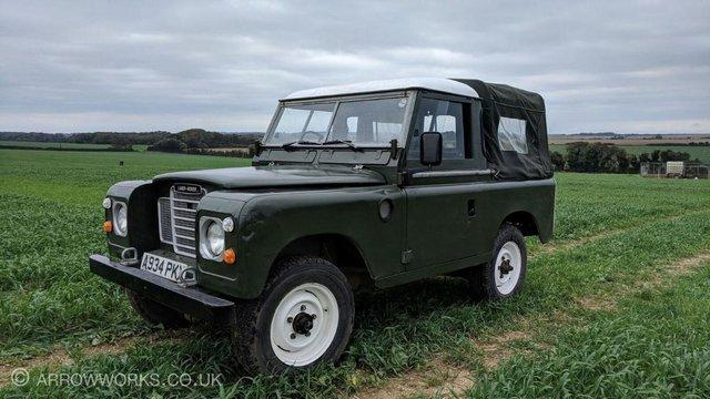 Image 3 of Wanted - Land Rover Series 3