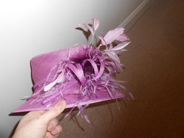 Image 3 of John Charles Size 12 Mother-of-the-Bride Dress, Jacket & Hat
