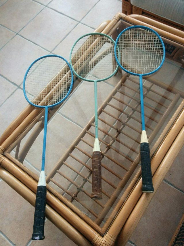 Preview of the first image of Badmington Rackets.