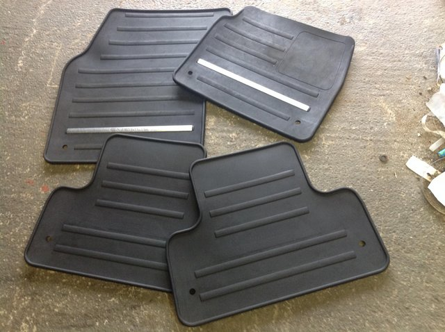 Preview of the first image of Range Rover Evoque Genuine Mats reduced.