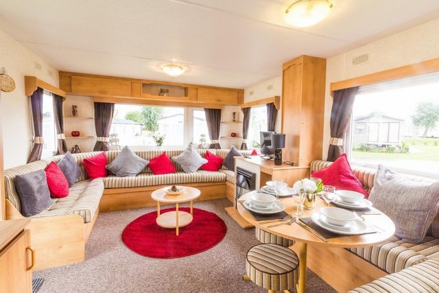 Image 2 of Homely and welcomingcaravan at Cherry Tree Park 70725