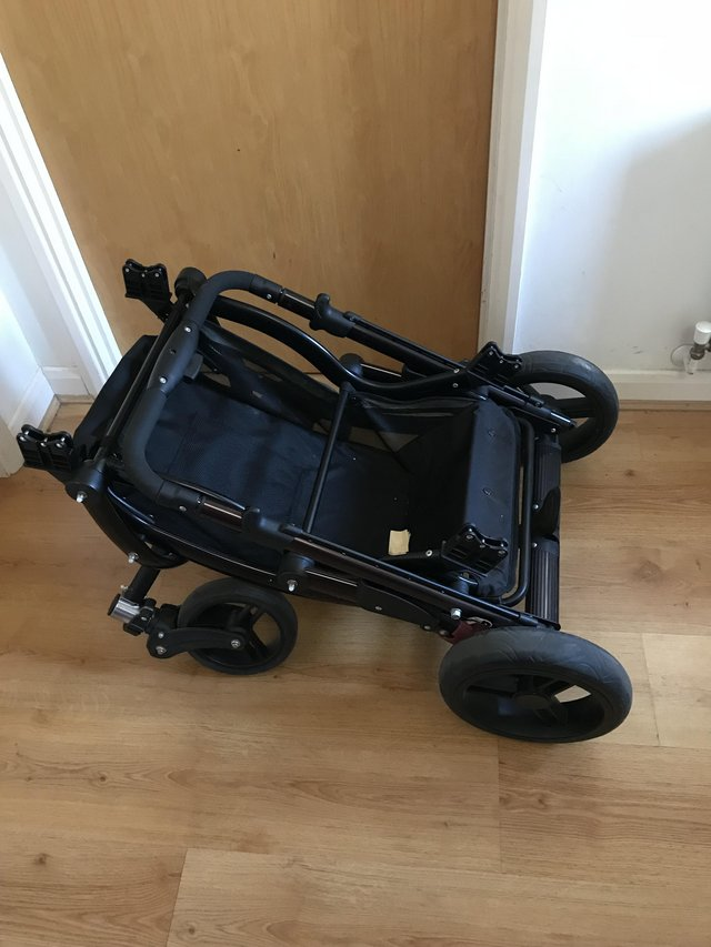 Image 3 of Zoom tandem buggy