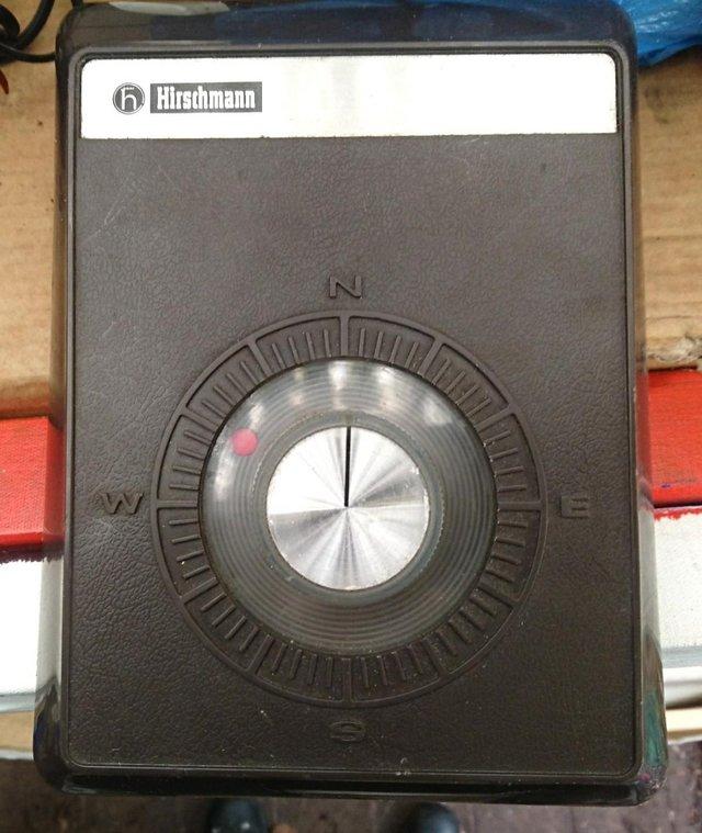 Hirschmann Antenna Rotator For Sale in Shaftesbury, Dorset | Preloved