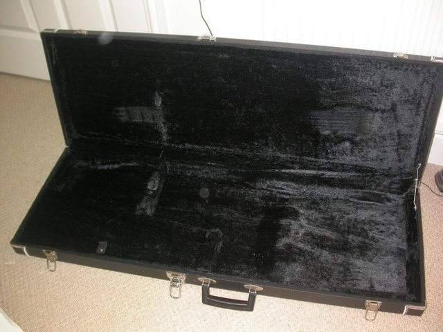 Image 3 of GUITAR HARD CASE FITS MANY BRANDS & TYPES & STYLES & CUSTOM