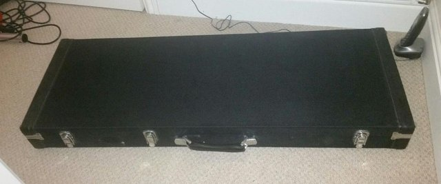 Image 2 of GUITAR HARD CASE FITS MANY BRANDS , TYPES , STYLES & CUSTOM