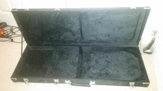 Image 3 of GUITAR HARD CASE FITS MANY BRANDS , TYPES , STYLES & CUSTOM