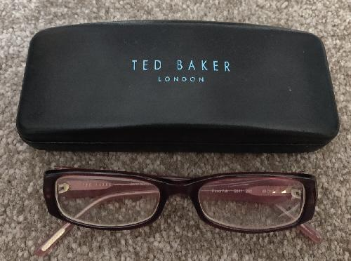 a79f345acc35 Ted Baker Razor fish Full Rim Glasses With Case   Cloth For Sale in ...