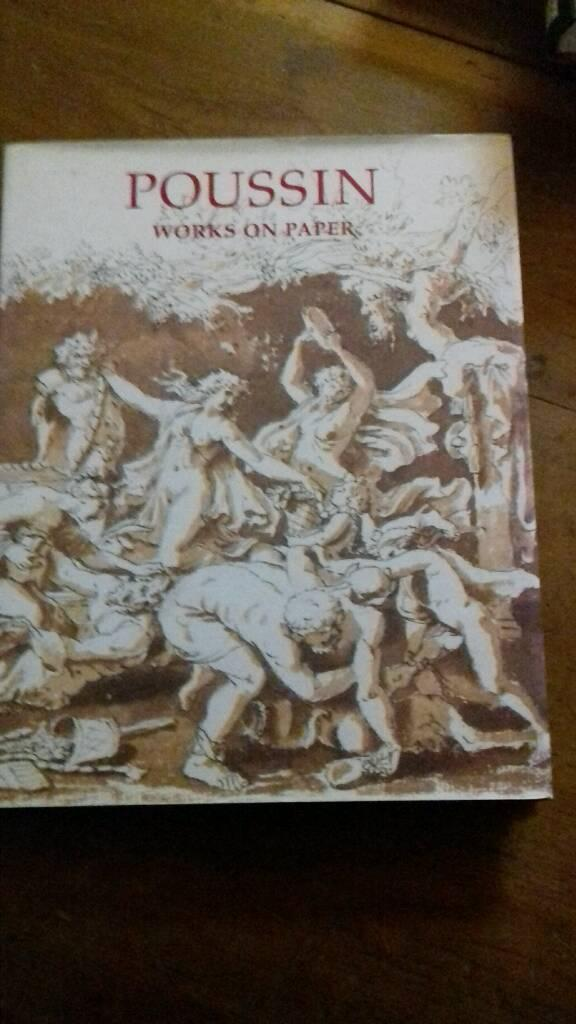Poussin Pre Raphaelites Hardback Coffee Table Books For Sale