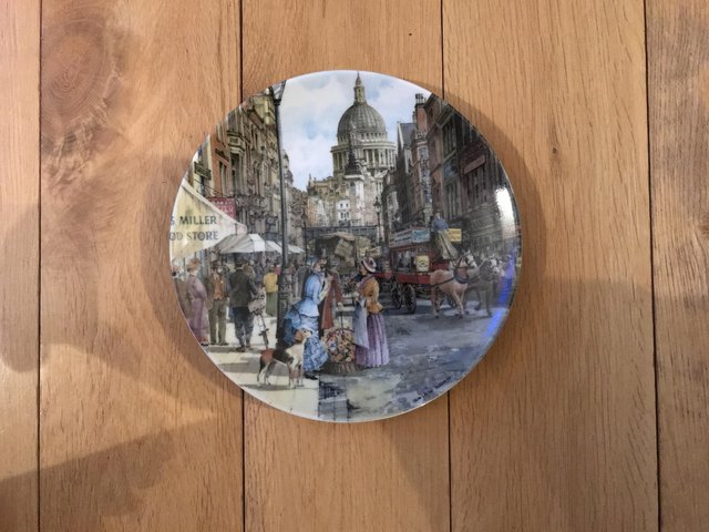 Image 2 of Collectible plates