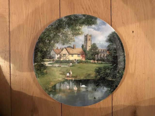 Image 3 of Collectible plates