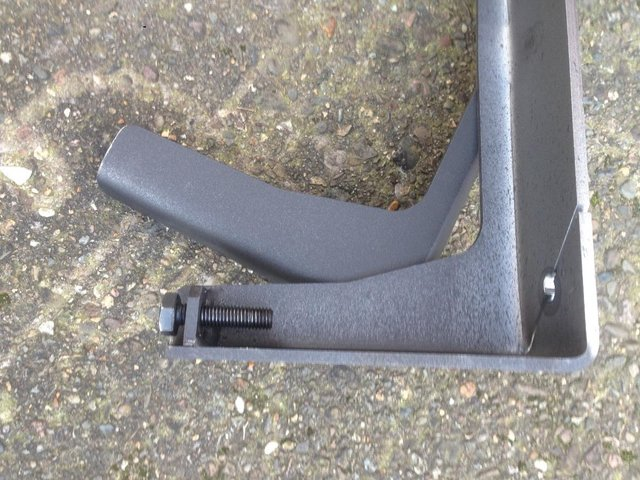 Preview of the first image of Clearview Stove log burner multi fuel wood burner legs.
